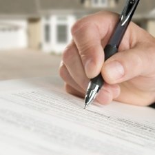 Check the fine print in your online lending application before signing off on a financial contract.