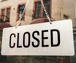 See if your lender's office is open or under a lockdown