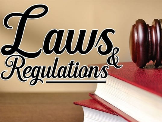 Familiarize yourself with both state and federal regulations that govern secured lending.