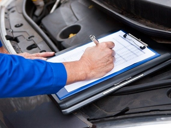 Talk to an expert before you consent to someone inspecting your car.