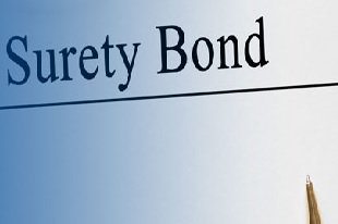 A surety bond can take the place as a vehicle title or pink slip.
