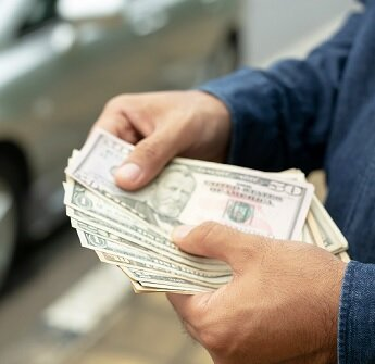 cash for your car's pink slip