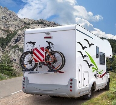Use a motorhome or rv to get cash for emergency expenses.