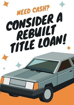 Need cash for a secured loan
